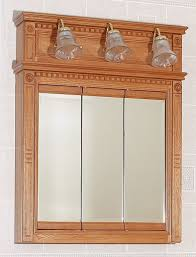 Wood Bathroom Medicine Cabinets With Mirrors Artistic Bathroom With Light Brown Wooden Bathroom Medicine