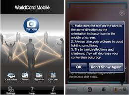 Worldcard Office Business Card Scanner Worldcard Mobile Iphone Business Card Scanner Review