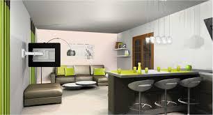 amenager cuisine ouverte sur salon amenagement cuisine ouverte affordable best top des articles pour