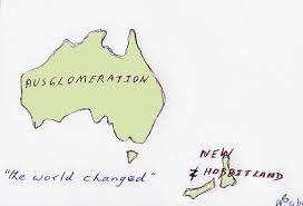 New Zealand And Australia Map Freedom And Flourishing Can New Zealand Catch Up To Australia