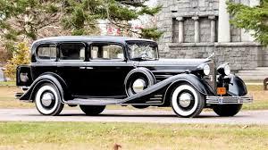 cadillac v16 452 c 7 passenger sedan by fleetwood 5575 s 1933
