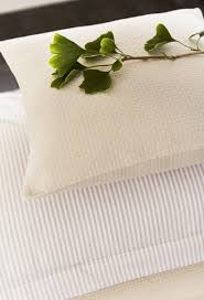 linen pin stripe bedding fine stripe bedlinen at bedeck 1951