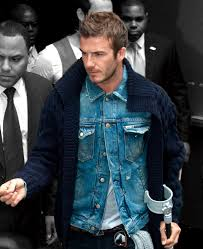 how to layer a denim jacket gq