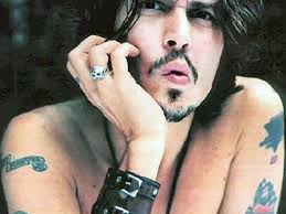 johnny depp tattoo johnnys ring on finger tattoomagz