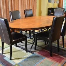 Copper Dining Room Tables Dining Table Newest Gallery Of Arhaus Copper Dining Table Large