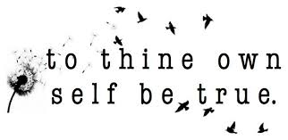 to thine own self be true tattoo google search my style
