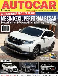 motor honda indonesia autocar indonesia magazine september 2017 scoop