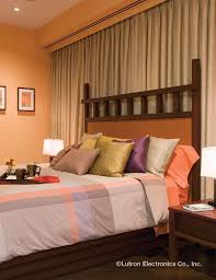 Curtain Color For Orange Walls Inspiration 18 Best Orange Themed Rooms Images On Pinterest Theme Bedrooms