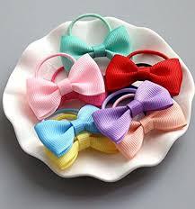 baby hair ties baby hair ties bows kids hair tie bands 20pcs agudan