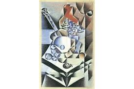 Picasso Still Life With Chair Caning 1912 Cubist Paintings That Changed The View Of Modern Art Widewalls