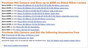 nikon deals black friday those are the best nikon deals for black friday nikon rumors