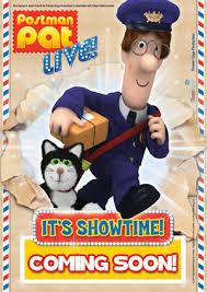 postman pat live u0027s showtime fun kids uk u0027s children u0027s
