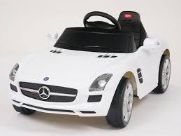 Kids Car Blinds Magic Cars Mercedes Sls 63 Ride On Rc Car For Children W Key