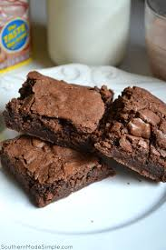 Cottage Cheese Brownies by Nesquik Brownies A Perfect Back To Treat Free Printable