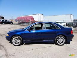 99 audi a4 2 8 quattro 1999 santorin blue pearl audi a4 2 8 quattro sedan 47240414 photo