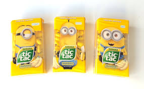 where to buy minion tic tacs a match made in heaven tic tac and minions brands