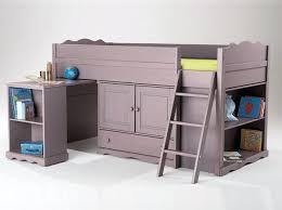 lit mezzanine enfant avec bureau lit mezzanine enfant avec bureau lit mezzanine pour 6 ans plus image