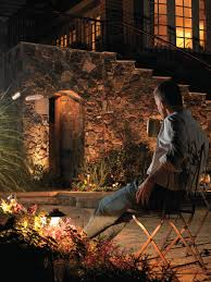 Backyard Patio Lighting Ideas by Deck And Patio Lighting Fixtures Nashville Outdoor Lighting