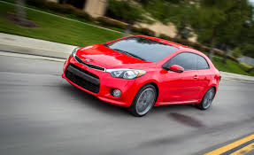 2014 kia forte koup sx turbo first drive u2013 review u2013 car and driver