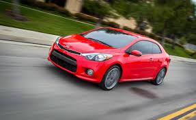 2014 kia forte koup sx turbo first drive u2013 review u2013 car and driver