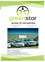 greenstar group company profile updated