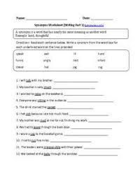 esl unciation activity 4th 6th grade worksheet lesson planet