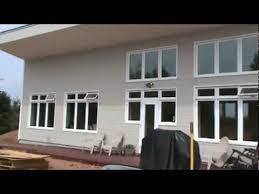 earth bermed icf passive solar house video wmv youtube