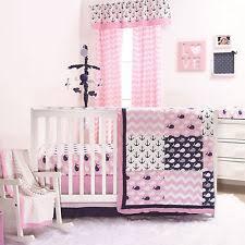 girls nautical nursery bedding sets ebay