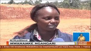 mwanamke ngangari joyce kiplagat aendesha magari za kiume kama