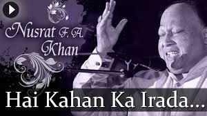 download free mp3 qawwali nusrat fateh ali khan hai kahan ka irada nusrat fateh ali khan top qawwali songs youtube