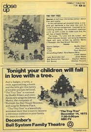 depatie freleng s the tiny tree 1975