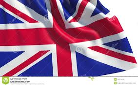 waving great britain flag stock footage video 35214510