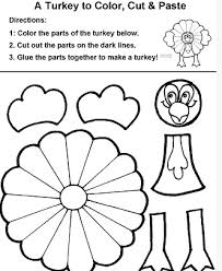 top 20 pinterest turkey coloring pages and activity worksheets