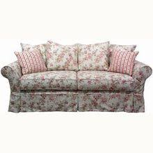 Country Style Sofa by Cottage Furniture Slipcovered Sofas American Country