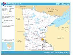 Chippewa National Forest Map Geography Of Minnesota Wikipedia