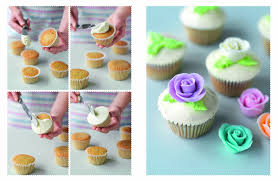 Cake Decorating The Cake Decorating Bible Simple Steps To Creating Beautiful