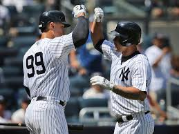 Yankees Prospect Showdown Aaron Judge Vs Gary Sanchez - aaron judge and gary sanchez yankees pinterest