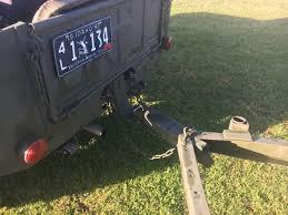 bantam jeep trailer trailer ewillys