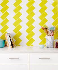 yellow kitchen backsplash ideas four kitchen tile backsplash ideas atticmag