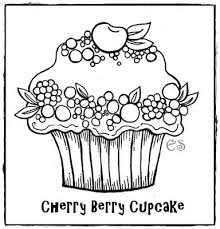 cupcake coloring pages to print 61 best prints images on pinterest coloring pages for kids