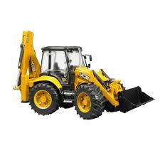 bruder excavator bruder jcb backhoe loader construction vehicle educational toys
