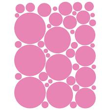 polka dot wall stickers more than vinyl polka dot wall stickers