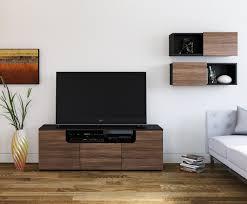 amazon com next wall shelf 603536 from nexera black and walnut