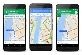 google images hands google maps gains a bunch of voice commands for hands free navigation