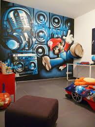 chambre mario gimus déco mario hip hop chambre d enfant