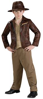 kids costumes indiana jones child s deluxe indiana jones costume