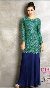 model baju model baju kurung brokat modern model baju terbaru 2018