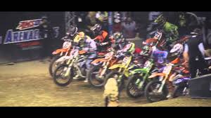 freestyle motocross schedule 2016 amsoil arenacross schedule youtube