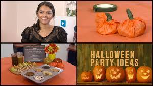 Caramel Apple Party Favors Halloween Party Ideas Candy Pumpkin Favors U0026 Caramel Apple Bar