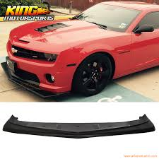chevrolet camaro styles for 2010 2013 11 12 chevy camaro v8 z28 look style front bumper